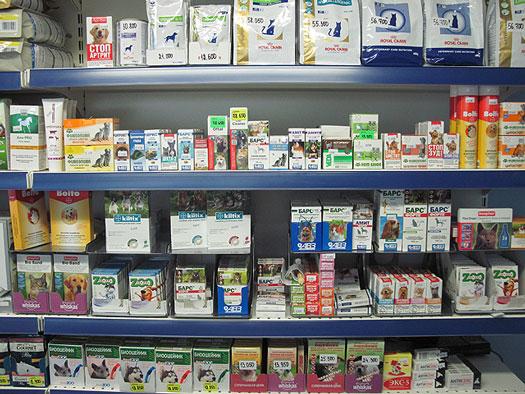 Ветаптека в Новокосино